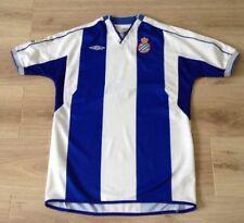 REAL CLUB DEPORTIVO DE ESPANYOL UMBRO HOME KIT 2002 AGE 14