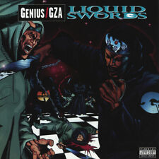 Genius / GZA - Liquid Swords 2 x LP Vinyl Album - SEALED NEW RZA WU-TANG RECORD
