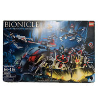 Lego Bionicle Playsets Toa Terrain Crawler (8927) 2007 Bags Toy R Us Sticker