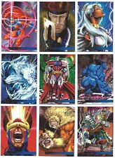 1995 Fleer Flair Annual Marvel X-Men Base Card You Pick Finish Your Set
