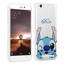 Hülle Case Silikon TPU Ultrafein Stitch für Xiaomi Redmi 3
