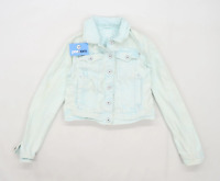 Next Womens Size 8 Denim Blue Jacket