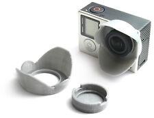 Sun Shield Lens Hood for GOPRO Go pro Hero 3, 3 4 Sun Shade Cap Lens Protection