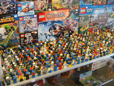 10 LEGO RANDOM MIXED MATCHED FIGURES, STARWARS, CITY, CHARACTERS 100% AUTHENTIC