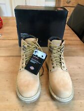 Dickies Men/'s Maverick Work Boot Brown #20848 G22B m NEW