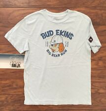 "Johnson Motors ""Bud Ekins, Big Bear run"" Men's Size medium-ish!   N.O.S"