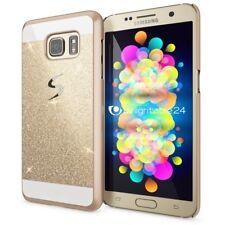 Samsung Galaxy S7 Hülle Handyhülle von NALIA Glitzer Hard-Case Cover Schutzhülle