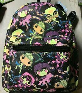 Funko POP! Marvel: X-Men Blacklight Mini Backpack (Target Exclusive) - NEW