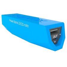 Batería externa Approx Powerpump 2200mah azul
