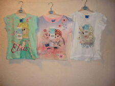 Disney Kurzarm Mädchen-Tops, - T-Shirts & -Blusen mit Motiv