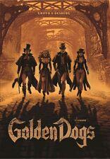 GOLDEN DOGS - DIE MEISTERDIEBE VON LONDON HC 1: FANNY  Hardcover  DESBERG/GRIFFO