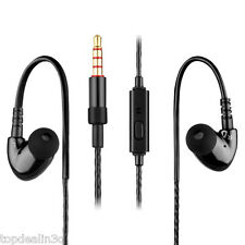 In-Ear HiFi Stereo Sports Headphone Earphone 3.5mm HD Mic for MP3/MP4 Tablet PC