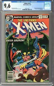 X-Men #115 CGC 9.6