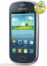 Samsung Galaxy Fame GT-S6810P GRADE A Blue (Unlocked) Android smartphone 4GB