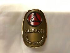 Kalkhoff Original Achtziger Made Bike Head Badge Old School BMX oder Kalkhoff Fahrrad