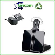 Plantronics CS540 Phone Headset & HL10 Handset Lifter New