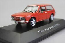 ixo 1:43 Volkswagen Brasilia 1975  Alloy car models  Orange
