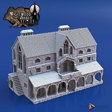 Scriptorium  3D compatible Warhammer, Age of Sigmar, 9th age ETC