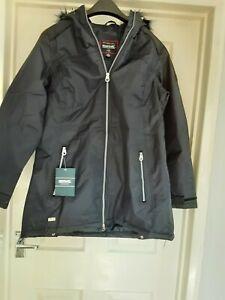 Ladies Regatta Waterproof Jacket Size 16 New With Tags