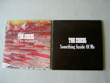 THE CORAL job lot of 2 promo CDs In The Morning Something Inside Of Me