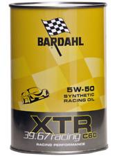 BARDAHL XTR C60 RACING 39.67 5W50  - 5 LITRI  + FILTRO OLIO GRATIS