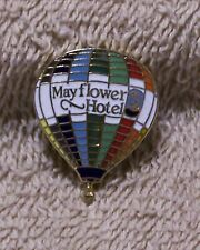 MAYFLOWER HOTEL BALLOON PIN