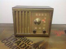 1948 RCA victor model 75x11 vintage radio