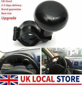 Universal Car Truck Steering Wheel Aid Handle Assister Spinner Knob Ball ABS UK