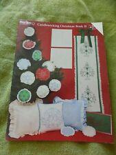 ShariAne Candlewicking Christmas Book II