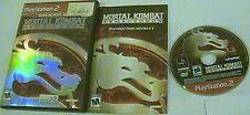 MORTAL KOMBAT: ARMAGEDDON (SONY PLAYSTATION 2, 2006)