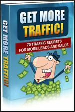 Get More Traffic + Simple Traffic Generation Pdf Ebook with Master Resell Rights
