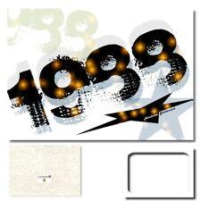 Geburtstag Glückwunschkarte Riesig XXL A3 Geburtstagskarten #661 DigitalOase 66