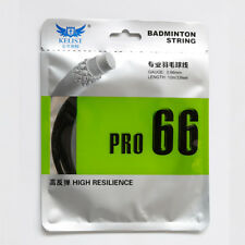 High bounce Kelist Pro66 badminton string ,taking pound 30lbs,Rainbow 10PCS/LOT