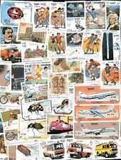 Kampuchea 200 timbres différents