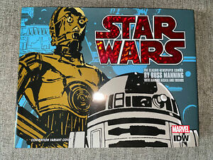 STAR WARS: CLASSIC NEWSPAPER COMICS VOL #1 COVENTION VARIANT COVER RARE IDW