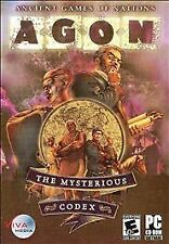Agon: The Mysterious Codex Ancient Games of Nations (PC, 2006)
