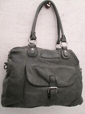 Joli sac à main LIEBESKIND gris cuir  vintage bag