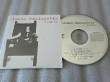 CD-ALANIS MORISSETTE-IRONIC-YOU OUGHTA KNOW-MARY JANE-ALL-(CD SINGLE)96-4 TRACK
