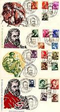 Repubblica Italiana 1961 FDC Re.Ru.+ Siligato Michelangiolesca