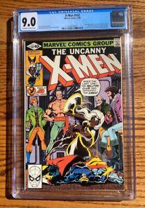 X-MEN #132 DARK PHOENIX SAGA CGC 9.0- 1st appearance of HELLFIRE CLUB