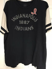 New listing '47 Brand Indianapolis Indians Stitched Logo T-shirt, Mens XL