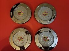 "4pcs New 07-14 CADILLAC ESCALADE COLORED Replacment22"" WHEEL CENTER CAP 9596649"