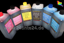 6 1L BCI-1431 BCI-1441 BCI-1451 Ink Tinte PIGMENT Canon ImagePROGRAF W8200 W8400