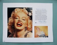 "Marilyn Monroe 11"" x 14"" Lithograph Priint by OSP publishing"