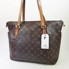 Auth Louis Vuitton Totally MM Monogram M56689 Shoulder Tote Bag Guaranteed LC466