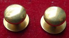 circa 1910 - 3.3g weight Antique 18ct Yellow Gold Collar Studs