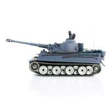 Us Stock HengLong 6.0 1/16 Tiger I Rtr Rc Tank 3818 W/ Barrel Recoil Metal Wheel