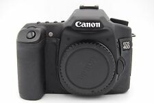 Canon EOS 40D 10.1MP 3'' Screen DSLR Digital Camera BLACK BODY ONLY