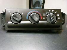 Bedienelement Heizung Lüftung Klima Blazer S10 Jimmy Sonoma