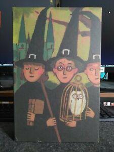 Harry Potter à l'Ecole des Sorciers Tome 1 - Edition deluxe Gallimard
